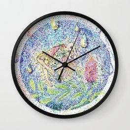Blossom, a fairy Wall Clock