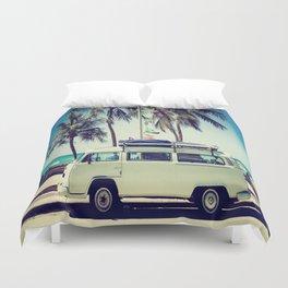 Caravan Life Duvet Cover
