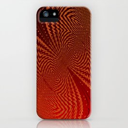 BRASS DRAGON iPhone Case