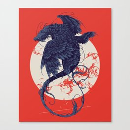 Poloz Canvas Print