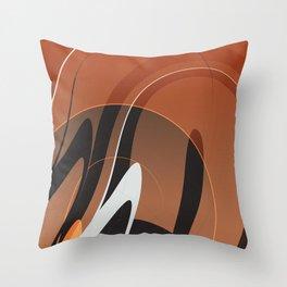 6119 Throw Pillow