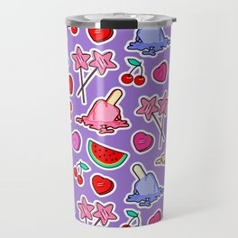 Explosion at the candy shop! Travel Mug