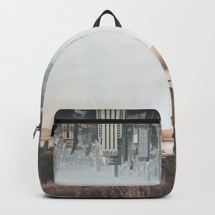 Between Earth & City Backpack