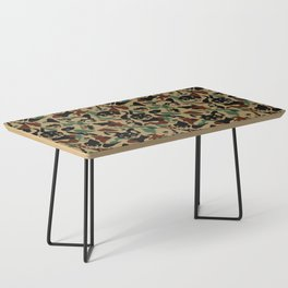 Chihuahua Camouflage Coffee Table
