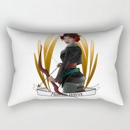 Steampunk Occupation Series: Monster Hunter Rectangular Pillow