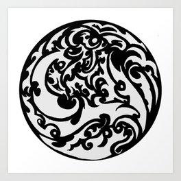 Ink-credible Art Print