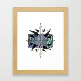 C.O.M.P.A.S.S. No. 3 Framed Art Print