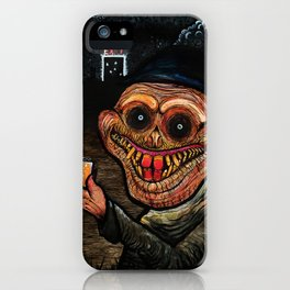Shots with LeadMouth iPhone Case