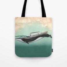 The De Ville of the sea Tote Bag