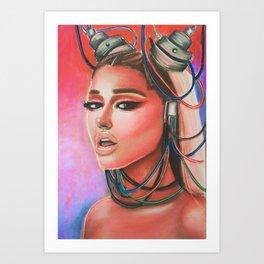 Electrap Art Print