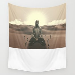 Black Queen Wall Tapestry