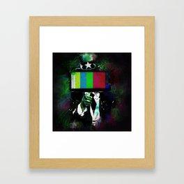 Uncle Brainwash Framed Art Print