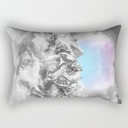 It Seemed To Chase the Darkness Away II Rectangular Pillow