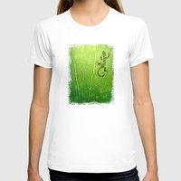 lizard T-shirts featuring lizard by Antracit