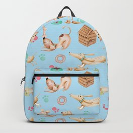 Dog Fun Backpack