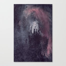 Into the Void Canvas Print
