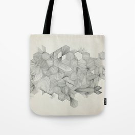 Embrace your randomness Tote Bag
