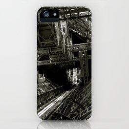 Eiffel Guts iPhone Case