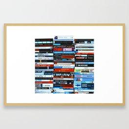 Books & Books Framed Art Print
