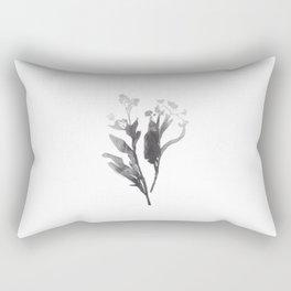 Pleasant Bouquet Rectangular Pillow