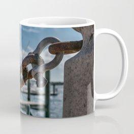 Rust And Water Coffee Mug