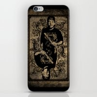 michael scott iPhone & iPod Skins featuring Scott by Dapper Dove
