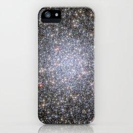 Globular cluster 47 Tucanae iPhone Case