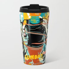 Sunday Metal Travel Mug
