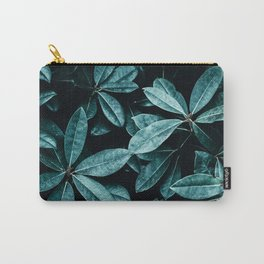 Greenery #modern #boho #society6 Carry-All Pouch