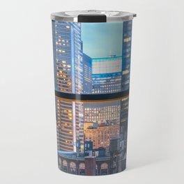 New York City View 3 Travel Mug