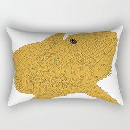 One Berri At A Time... Rectangular Pillow