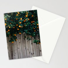 fresh squeezed Stationery Cards