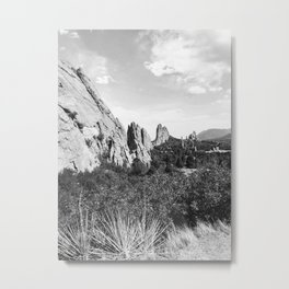 """""""Colorado"""" Metal Print"""