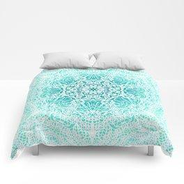 Mehndi Ethnic Style G344 Comforters