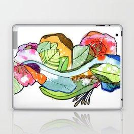 Flower Heart Laptop & iPad Skin