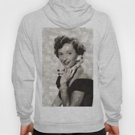 Barbara Stanwyck, Hollywood Legend Hoody