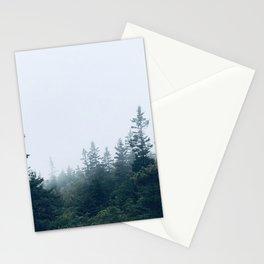 Tree Mist Stationery Cards