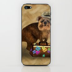 Traveller // quokka iPhone & iPod Skin