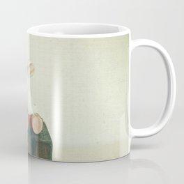 W is for Wheels Coffee Mug