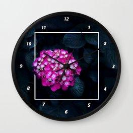 Boastful Vanity Wall Clock