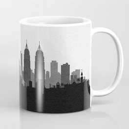 City Skylines: Mumbai Coffee Mug