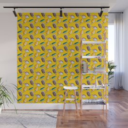 Fun Ice Lollies / Popsicles Wall Mural