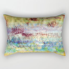 Summer spray Rectangular Pillow