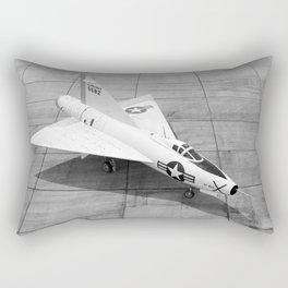 Convair XF-92A Rectangular Pillow
