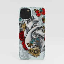 Minute by Minute Color iPhone Case