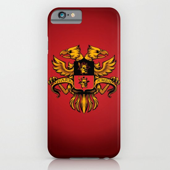 Crest de Chocobo iPhone & iPod Case