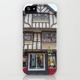 Mulberry Hall York iPhone Case