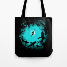 Sweet Pool Tote Bag