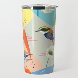 Jewel of The Forest - Contemporary Travel Mug
