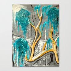 Resting Tree Canvas Print